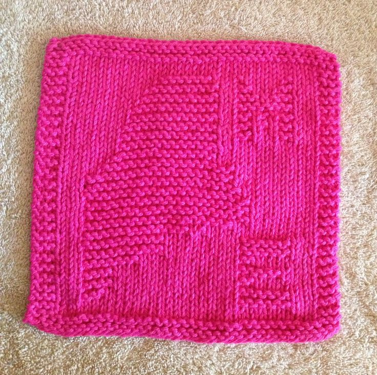 Knitted Dishcloth Patterns States : Pin by Susan Allen McQuillen on Dishcloths Ive Knit. Some my patterns, s...