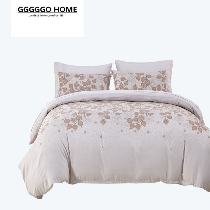 Cheap duvet cover set king, Buy Quality duvet cover set directly from China bed set Suppliers: GGGGGO HOME bedding set  3/4pcs microfiber fabric duvet cover set king/queen/twin/single/double/Europe/family size bed set