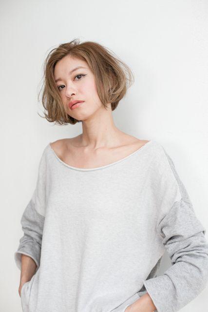 渋谷区のヘアサロン・美容室・美容院 AMRITA|大人可愛い ナチュラル パーマ ボブ|シュワルツコフ オンライン