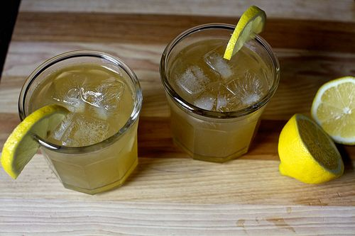 Vermontucky lemonade. A taste of this and you might be at the Kentucky ...