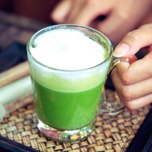 El #té verde #Matcha es conocido por sus múltiples beneficios, entre los cuales ayudar a cuidar tu flora intestinal.