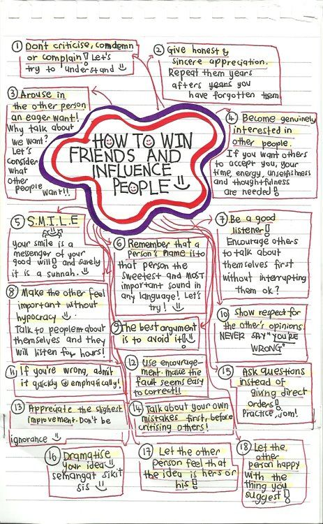 How to win friends and influence people - communications & building social skills