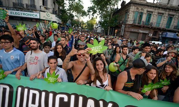 #Uruguay #Cannabis market still struggles for legitimacy a year after historic ruling    http://gu.com/p/4ahke/stw #thc