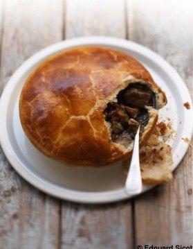Guinness pie  - ELLE