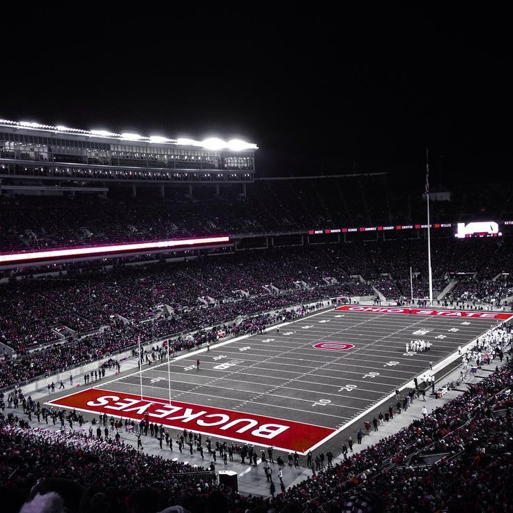 Image Result For Ohio State Blackout Ohio State Football Ohio State Buckeye Nation