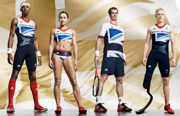 Team GB outfits