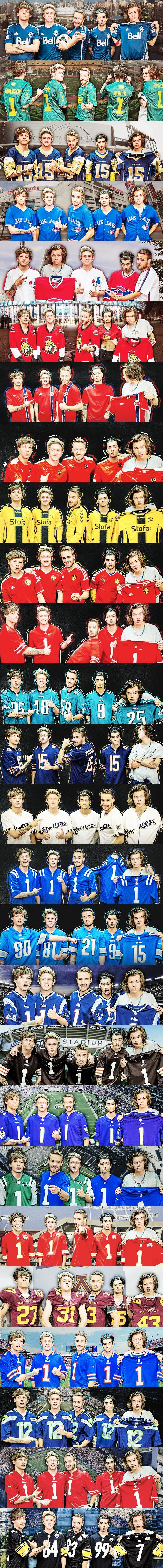 STILL OVERWHELMED THAT THEY HAVE ON DETROIT JERSEYS ON! AND NIALL HAS ON CALVIN JOHNSONS JERSEYS!!