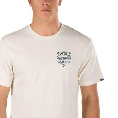 4f1b320c22eb41 Cali Classic Co T-Shirt YPR89F Turtle Dove  Vans