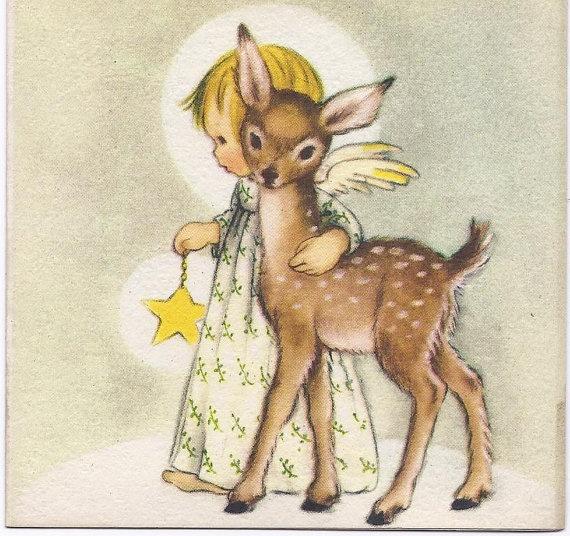 Vintage Unused  Christmas