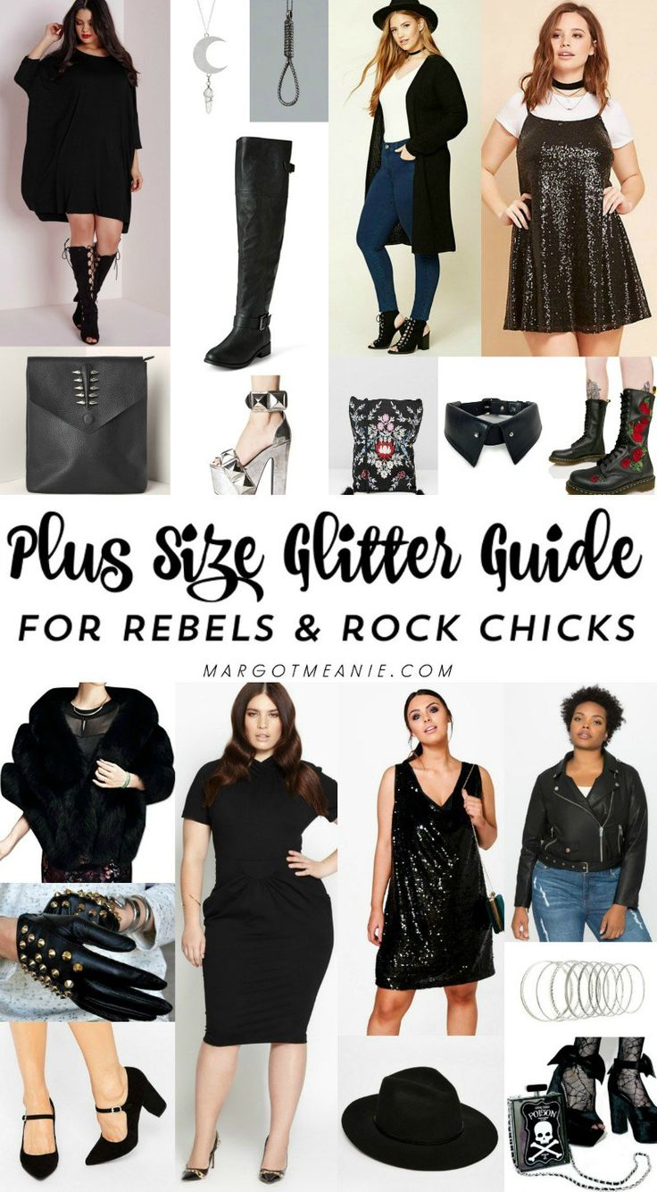 plus size shopping for alternative edgy witchy gothy types Women Big Size Clothes - http://amzn.to/2ix7dK5