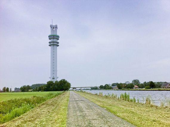Toren voor telecommunicatie