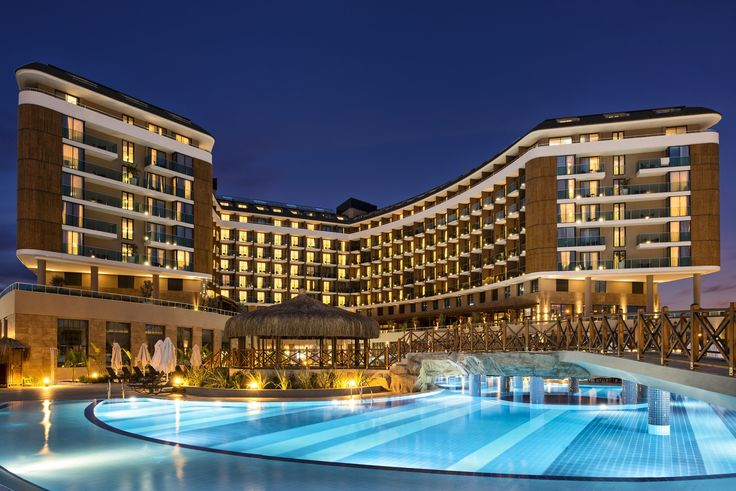 Aska Lara Resort & Spa - Lara   Etstur