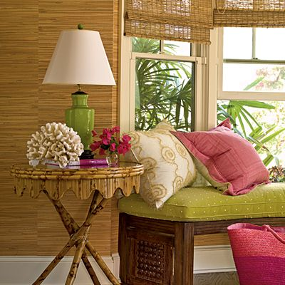 Tropical Colors - Coastal Living