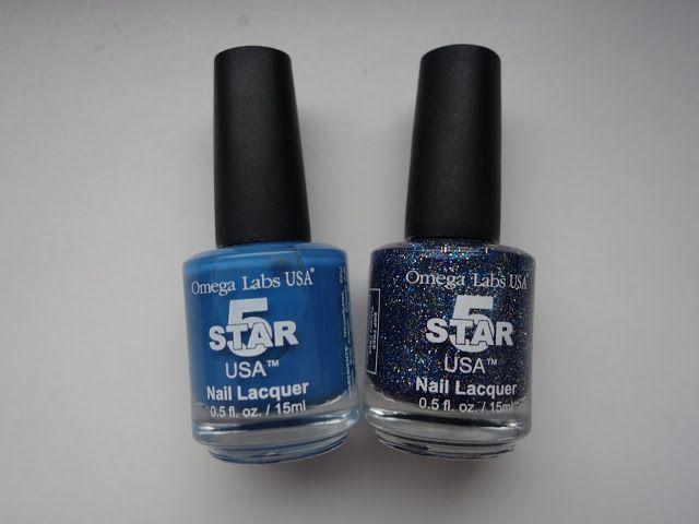 All my cosmetics: Laky na nehty Omega Labs USA