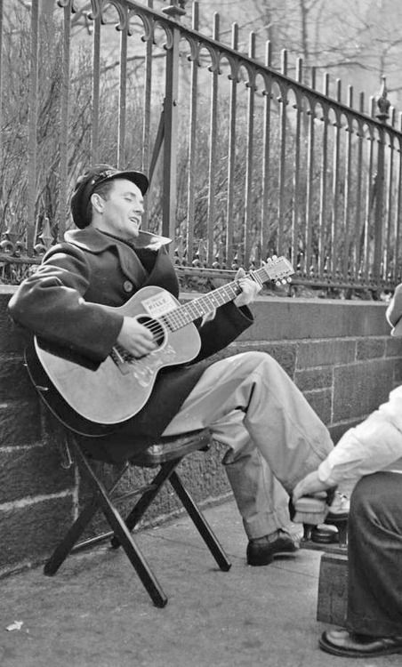 """essays on woody guthrie Woodrow wilson """"woody"""" guthrie (1912-67) was one of the most important folk composers in american history this land is your land is ubiquitous in."""