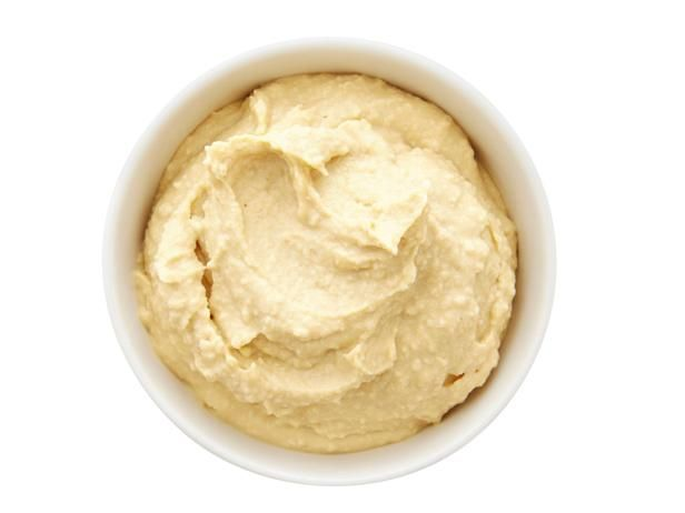 #FNMag's Sour Cream and Onion Hummus #GrillingCentral