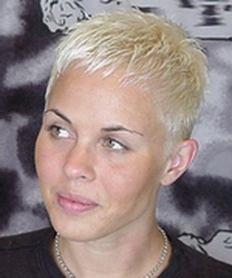 Les 25 meilleures idées de la catégorie Cheveux à la garçonne blonds sur  Pinterest