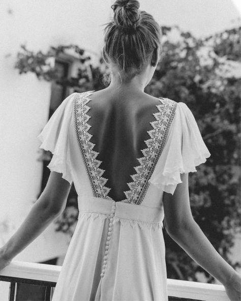 55 robes de mariée de créateurs qui gagnent à être connus ! Image: 19