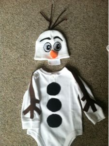 Olaf Costume - May 2014 Babies - WhatToExpect.com
