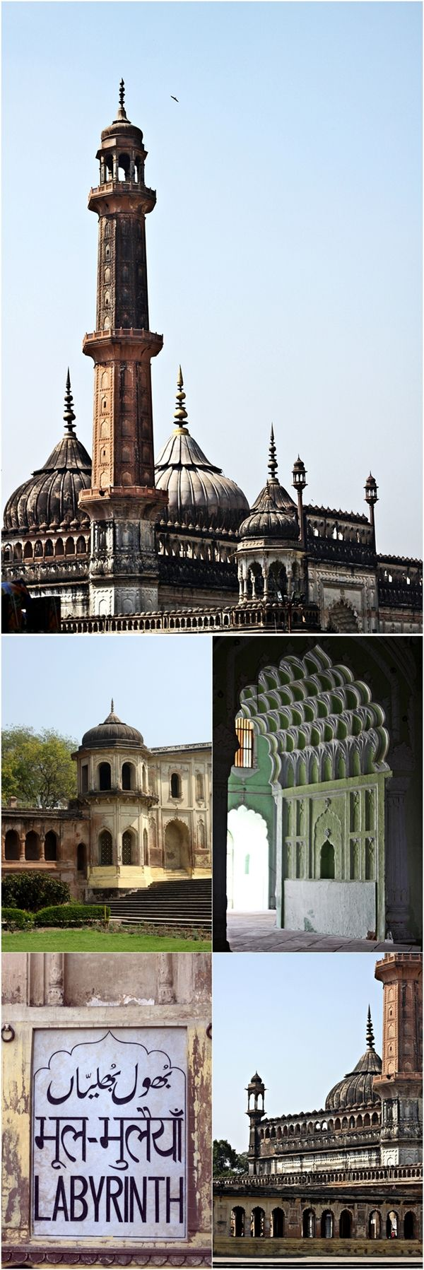 The city of the Nawabs, Lucknow, Uttar Pradesh, India