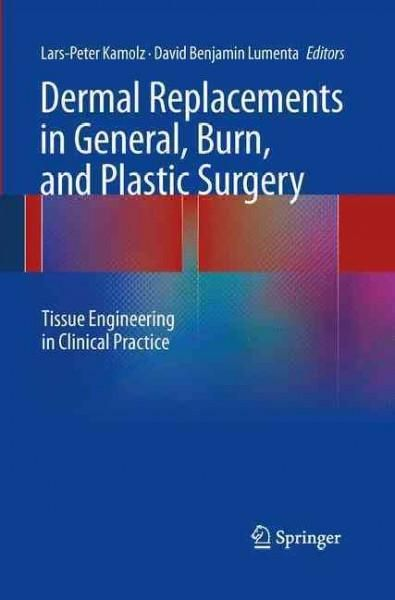 Dermal Replacements in General, Burn, and Plastic Surgery: Tissue Engineering in Clinical Practice