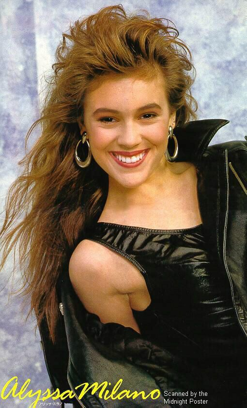 80's hair photos -