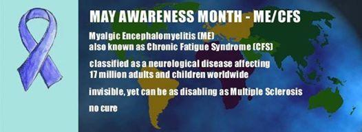ME Awareness Month