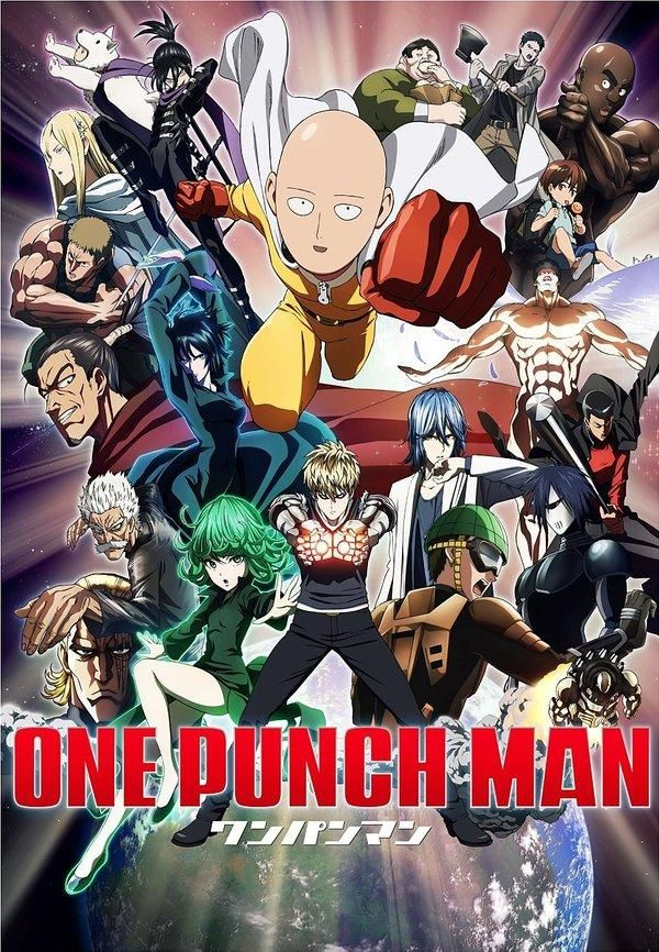 One Punch Man (TV Series 2015- ????)