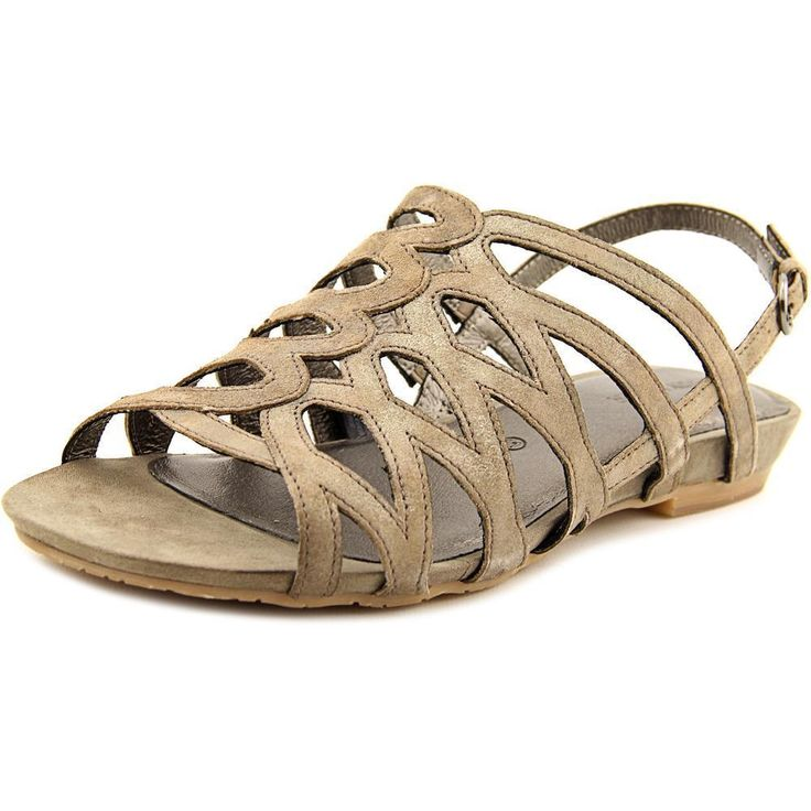 """The Gerry Weber Beach 01 Sandals feature a Leather upper with a Open-Toe. The Man-Made outsole lends lasting traction and wear. Measurements: 0.25"""" heel. Material: Leather. Daily Savings of 35-80% off. 