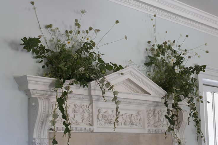 Morden Hall Wedding Flowers   Photo by Aesme Flowers