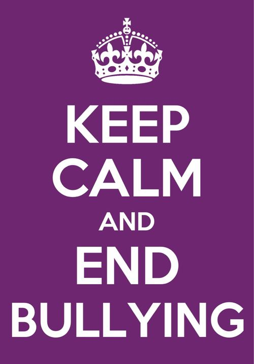 Keep calm and end bullying by TheBlackRose34.deviantart.com~ Please share this and repin as often as you are able! The only way we can stop bullying is if WE take action! Please please repin! ~<3~