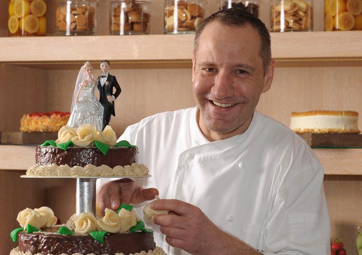 Andreas Radünz - Pastry Chef