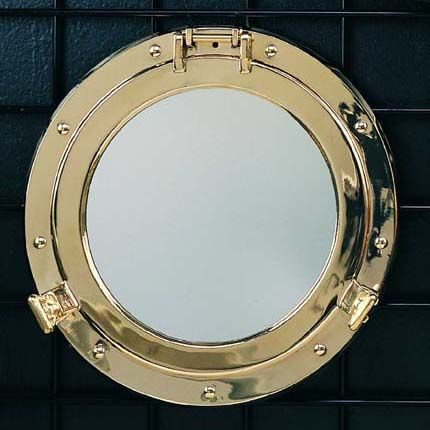 Зеркало-иллюминатор