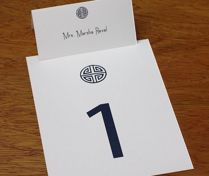 100 Best Reception Place Cards Images On Pinterest Wedding