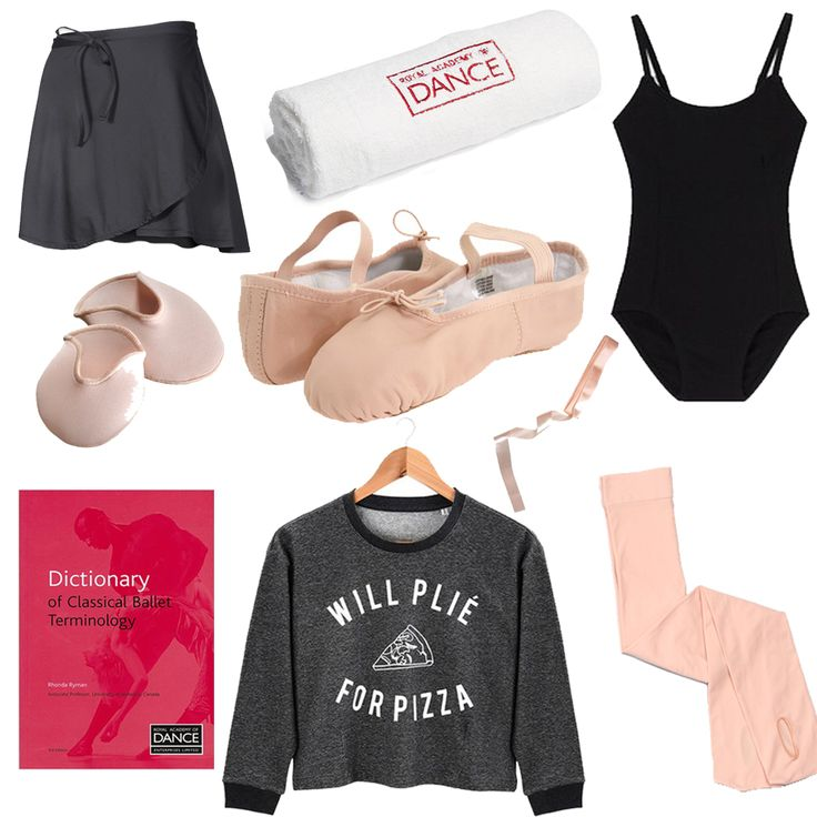 What's in my dance bag? What's in my ballet bag? Dance and Ballet essentials