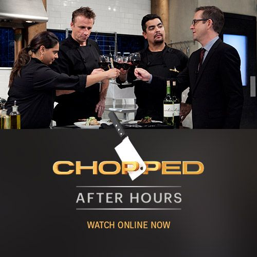Watch the judges cook with some of the basket ingredients from last night's #Chopped on a new After Hours!: Watches Food, Favorite Tv, Chops Addiction, Favorite Series, Night Chops, Favorite Chef, Chef Corner, Food Boards, Baskets Ingredients