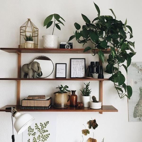 25 Diy Shelf Ideas For Storing Your Stuff Shelves In Bedroom Room Decor Decor