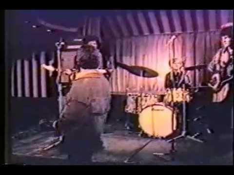 "Jimi Hendrix Rare Onstage Footage ""Hey Joe"" Early Days"