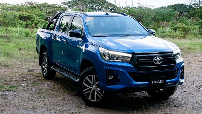 Awesome 2019 Toyota Hilux Conquest And Pics Di 2020