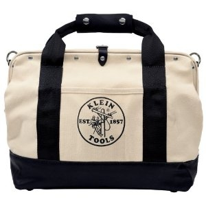 Klein heavy duty tool bag.