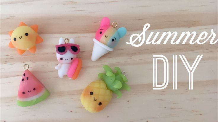 Hello cupcake! In this video, I go thru step by step instructions on how you can create these adorable little summer clay creations using polymer clay! This ...