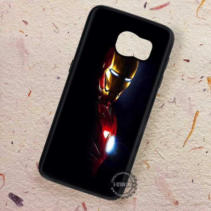Iron Man in Darkness - Samsung Galaxy S7 S6 S5 Note 7 Cases & Covers
