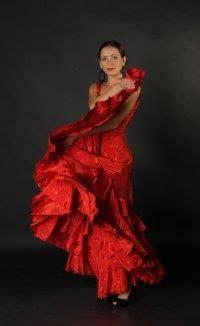 Женский испанский костюм напрокат краснодар