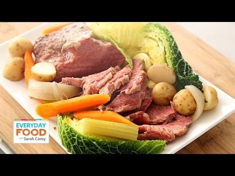 Slow-Cooker Corned Beef and Cabbage - Everyday Food with Sarah Carey ...