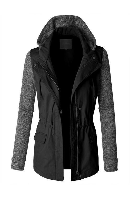 Bella Swan Anorak Hoodie Jacket (more colors)