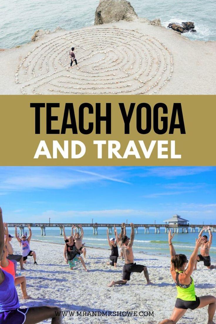 Teach Yoga & Travel How to Find a Yoga Teaching Job