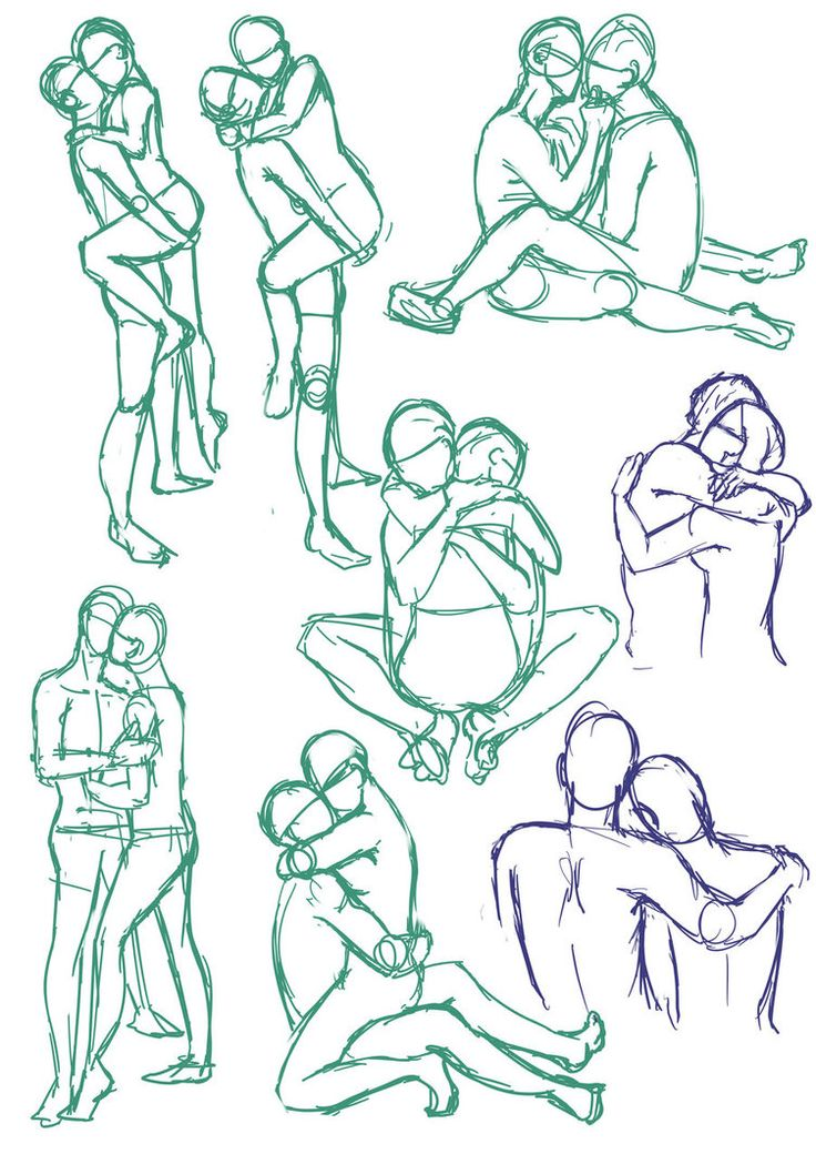 Couples poses 01 by SajoPhoe on DeviantArt
