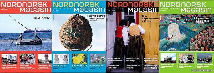 – Seig som ei vidjegrein skreiv vi om Nordnorsk Magasin i lederen og i pressemeldinga for årets første utgave i 2016.