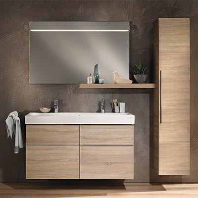 meubles de salle de bains Allia collection Lovely