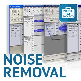 http://musictoolbox.org/noise-removal/